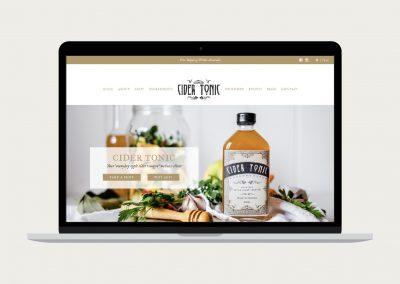 Cider Tonic